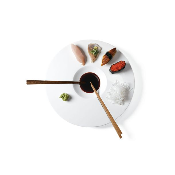 Sushi Time Sushi Plate @Pascale Lemay De Groof