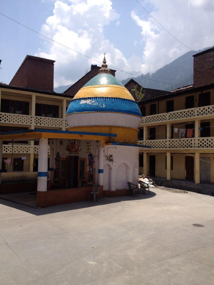 Temple @ himachal pradesh inImdia