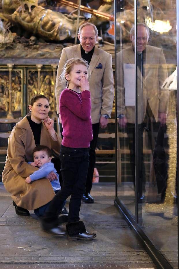 Prinzessin Victoria + Prinz Daniel: Schwedens Lieblinge ...