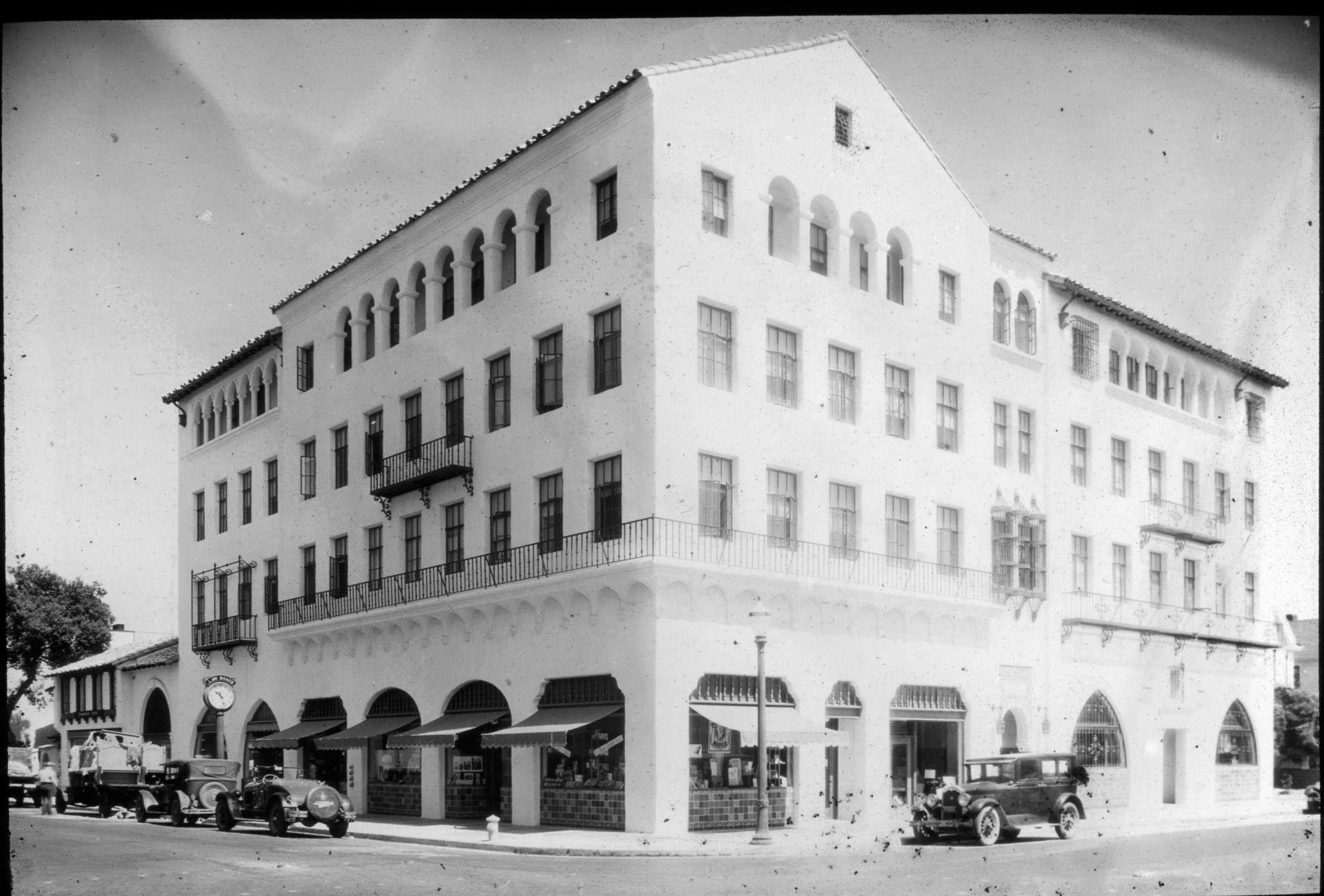 Medical dental building 1937 medical dental building