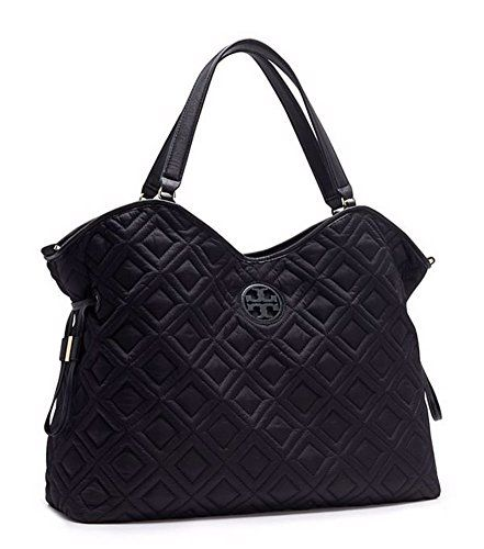 21c5cc8174d Tory Burch Marion Quilted Nylon Baby Diaper Bag With Changing Pad ...