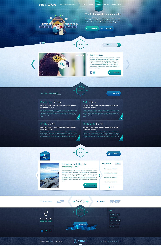 2DNN Portfolio Sold by Andasolo on deviantART Web