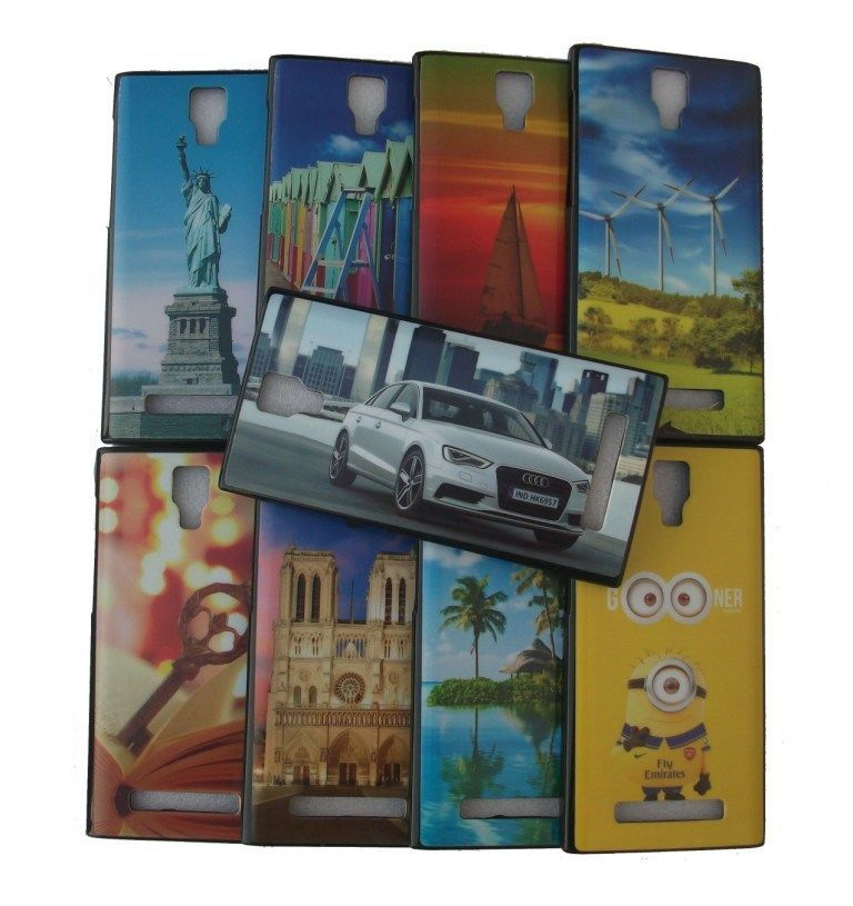 best service 07ae3 6b94a New Fancy Printed Soft Back Case Cover for * Micromax Canvas Xpress ...