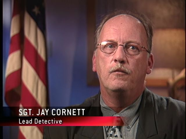 Sgt Jay Cornett Lead Detective Forensic Files Grounds For Indictment Tv Episode 2004 Tv Episodes Forensic Files Sergeant
