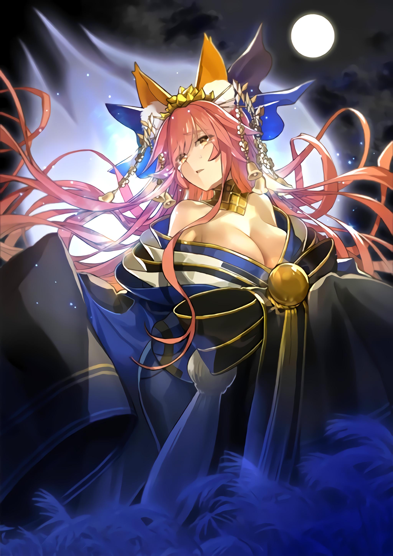 Fate Grand Order Final Ascension 玉藻 Fgo イラスト イラスト