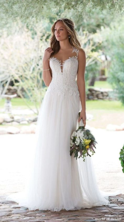 Sweetheart Gowns Spring 2018 Bridal Collection - W