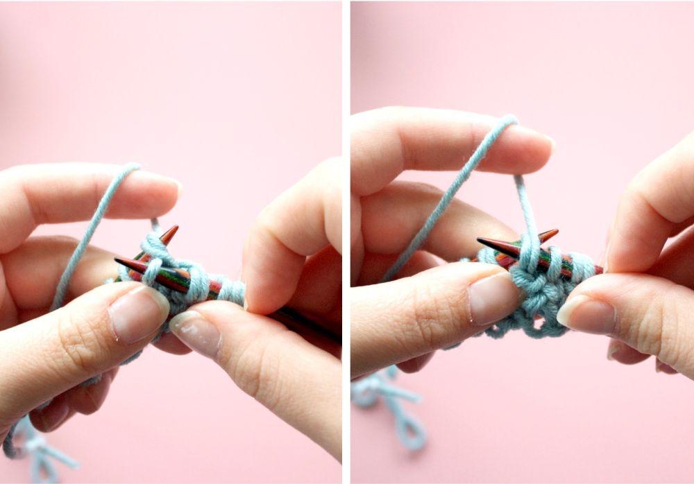 Photo of Kostenlose Strickanleitung: Stirnband mit Twist | Snaply-Magazin