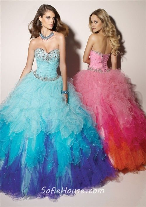 blue and purple prom dresses - Google Search | Clothes | Pinterest ...