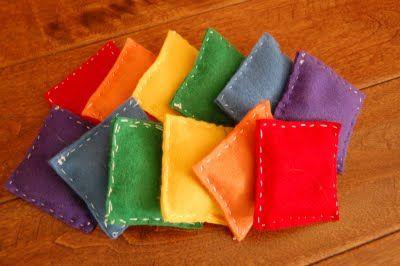 Marvelous Waldorf 1St Grade Math Bean Bag Tutorial First Grade Pabps2019 Chair Design Images Pabps2019Com