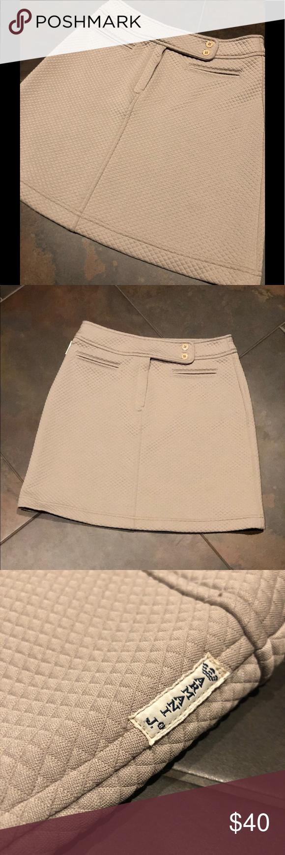 2de93abda Armani Jeans Simon T Skirt Size 8 Authentic Armani Jeans Skirt by Simon T.  Light