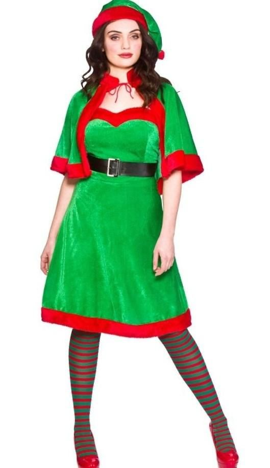 Plus Size Xmas Fancy Dress Httppluslookpartyplus Size Xmas