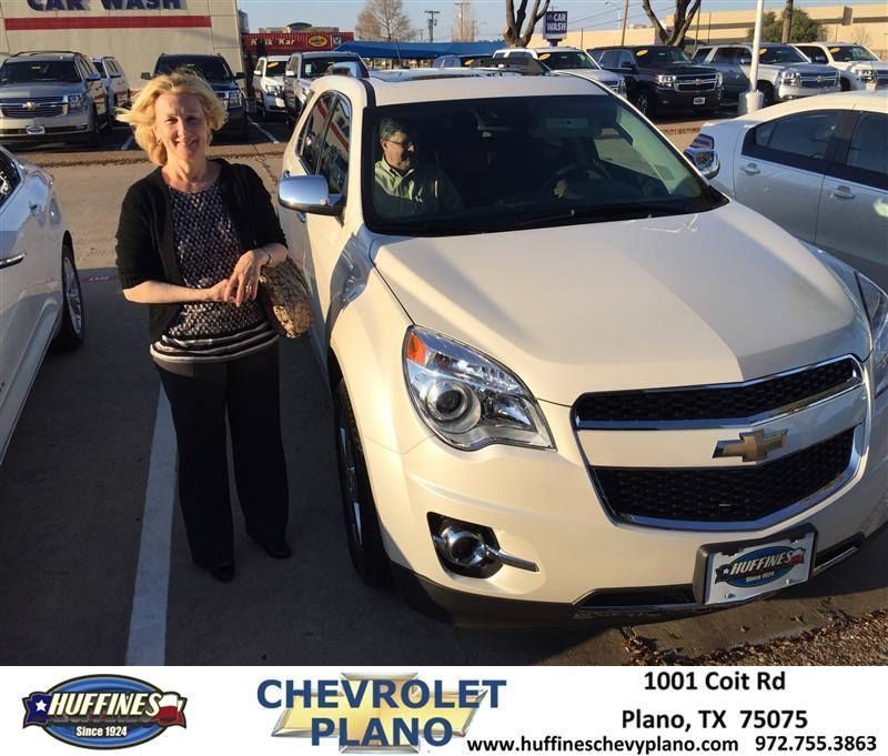 Happy Anniversary To Jan On Your Chevrolet Equinox From Mark