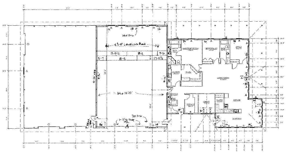 morton building home plans