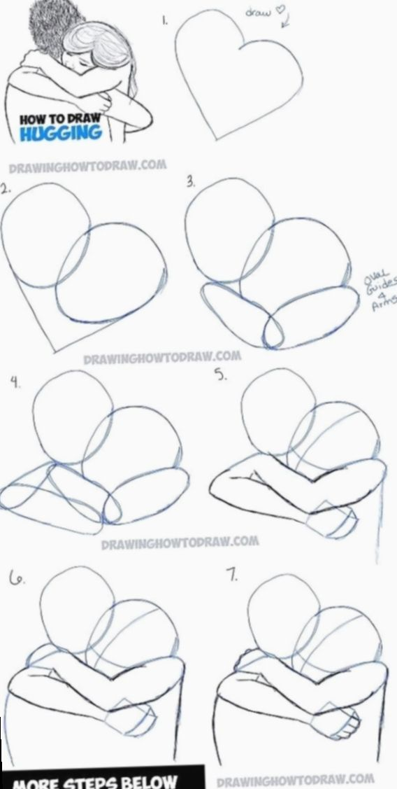Drawing Body Shapes Anime Artist Artistsoninstagram Artistic Support In 2020 Drawing Tutorial Hugging Drawing Drawing For Beginners