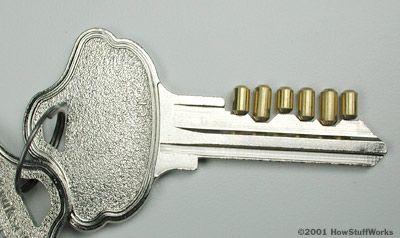 Lock Pick Key >> How Lock Picking Works Lock Picking Master Key And Life Hacks
