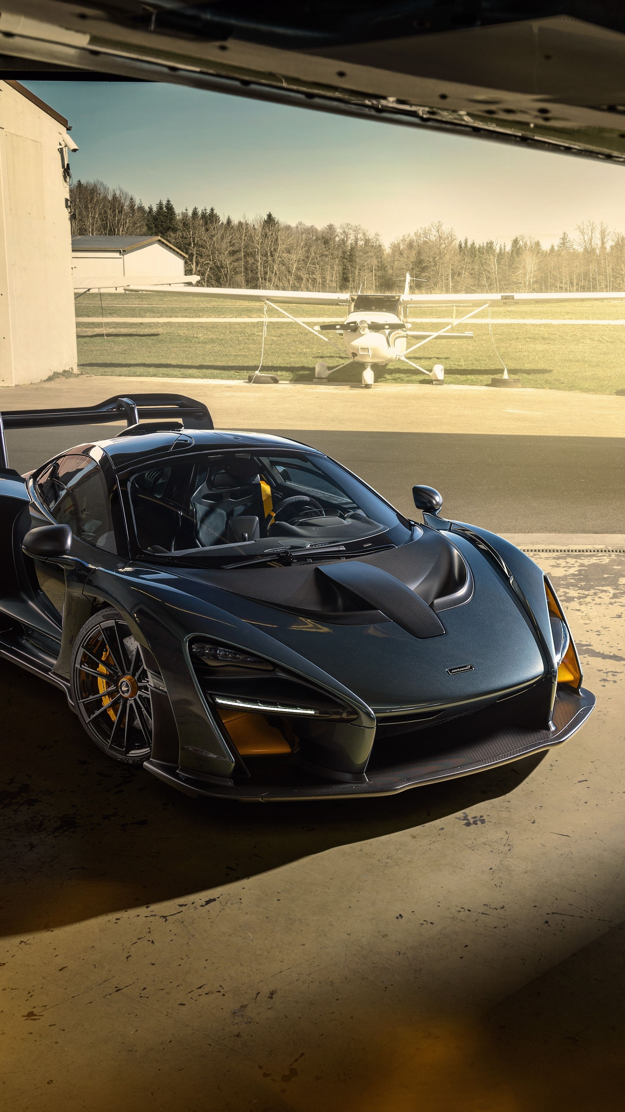 2160×3840 Car, McLaren Senna, 2020 wallpaper