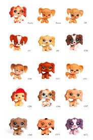 Image Result For Numbers For Littlest Pet Shop Lps Littlest Pet