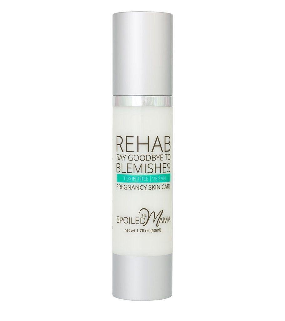 Rehab Serum Pregnancy Acne & Blemish Cream