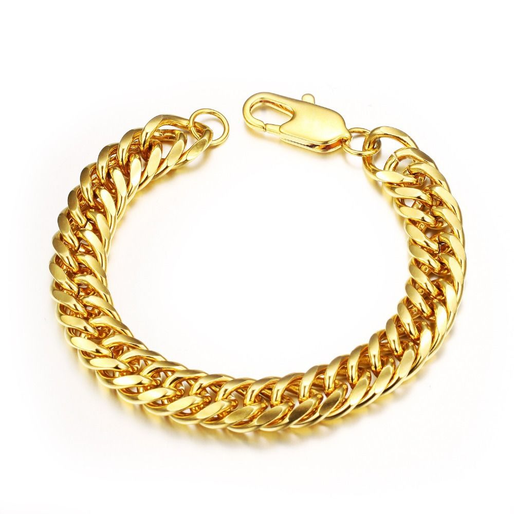 Fashion jewelry classical cool man luxury link chain cm cm