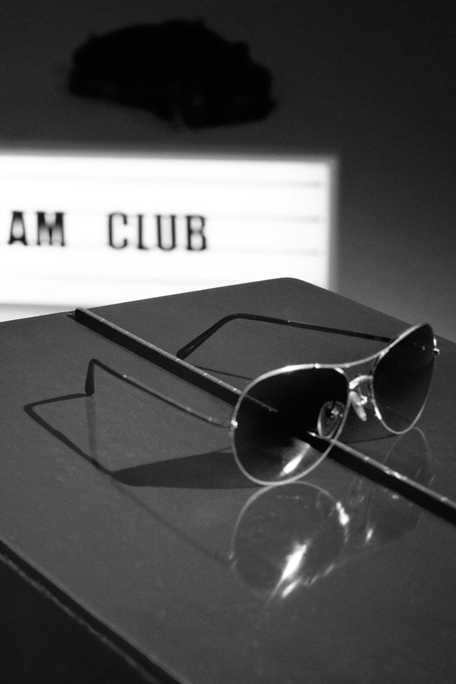 Burberry Presents Burberry aviators as seen on The Daydream Club in the new eyewear campaign