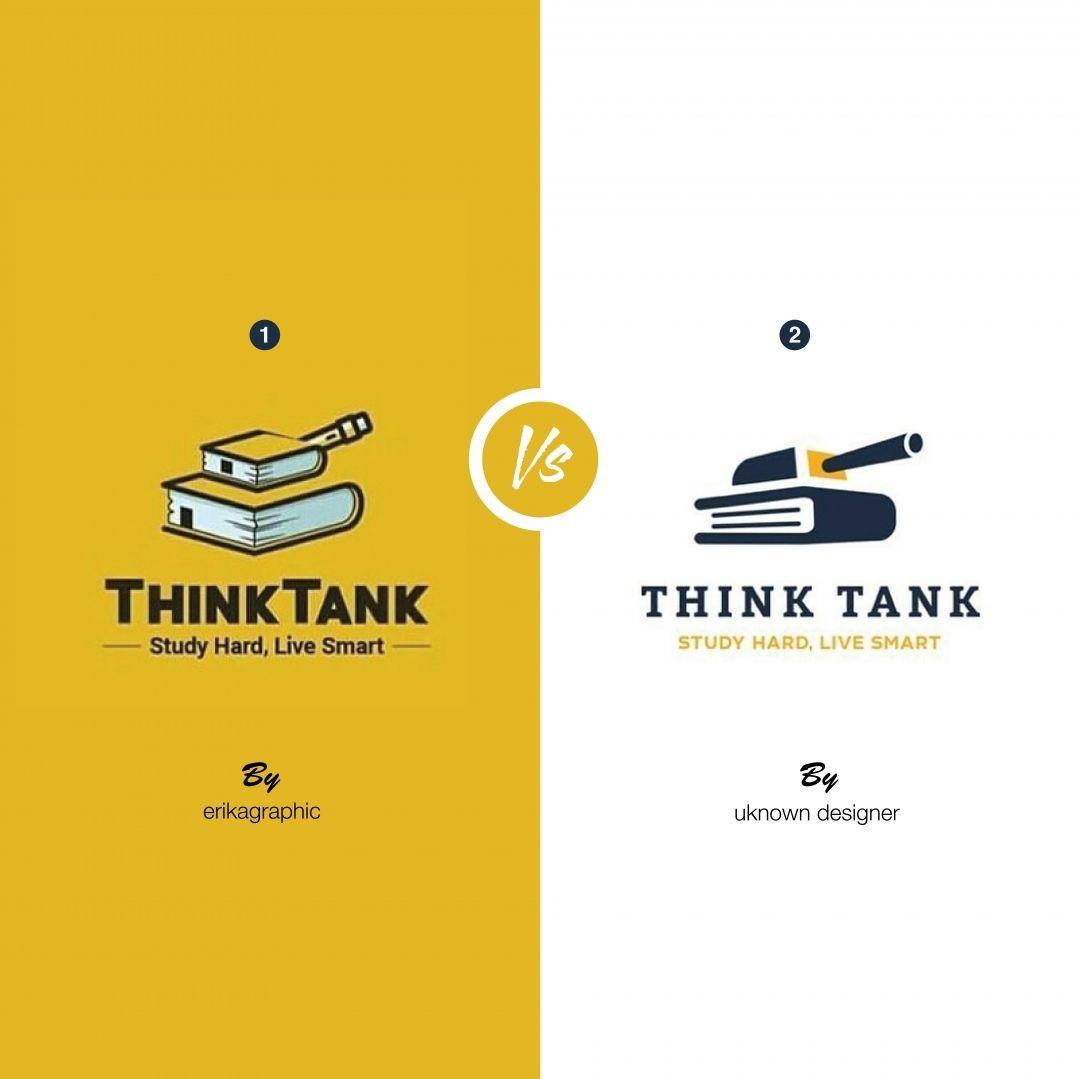 Logo To Vector Convert Your Logo To Vector Convert Jpg To Vector Vectorize And Redraw A Logo Think Tank Logo Design Design