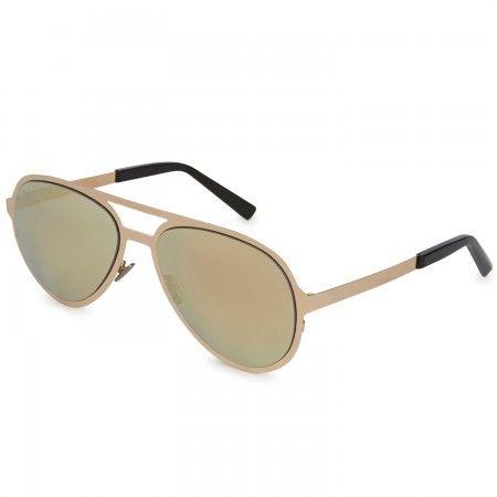 553e147e3ab ATELIER VINGT-DEUX - 24 karat gold plated aviator style metal sunglasses. Harvey  Nichols