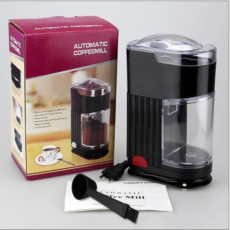 Commercial Home Coffee Grinding Machine Electric Portable