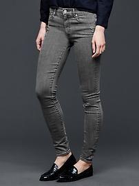 1969 destructed true skinny jeans