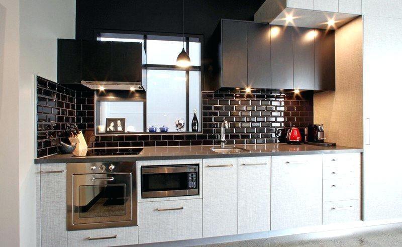 Cuisine Carrelage Metro Kitchen Wall Decor Contemporary Kitchen Home Kitchens