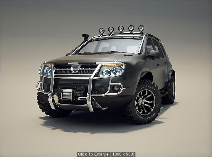 Lifted Jeep Renegade >> Image result for dacia duster accessories | Promo Vehicles ...