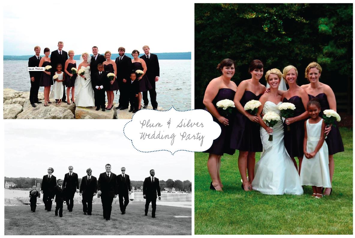 Clic Black And White Wedding Dominion House Weblog