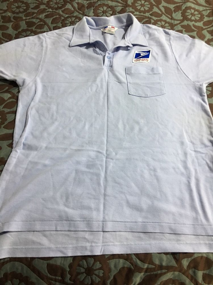 e90e3877b1f USPS POSTAL UNIFORM LETTER CARRIER CCA SHIRT XL  fashion  clothing  shoes   accessories  uniformsworkclothing  shirts (ebay link)