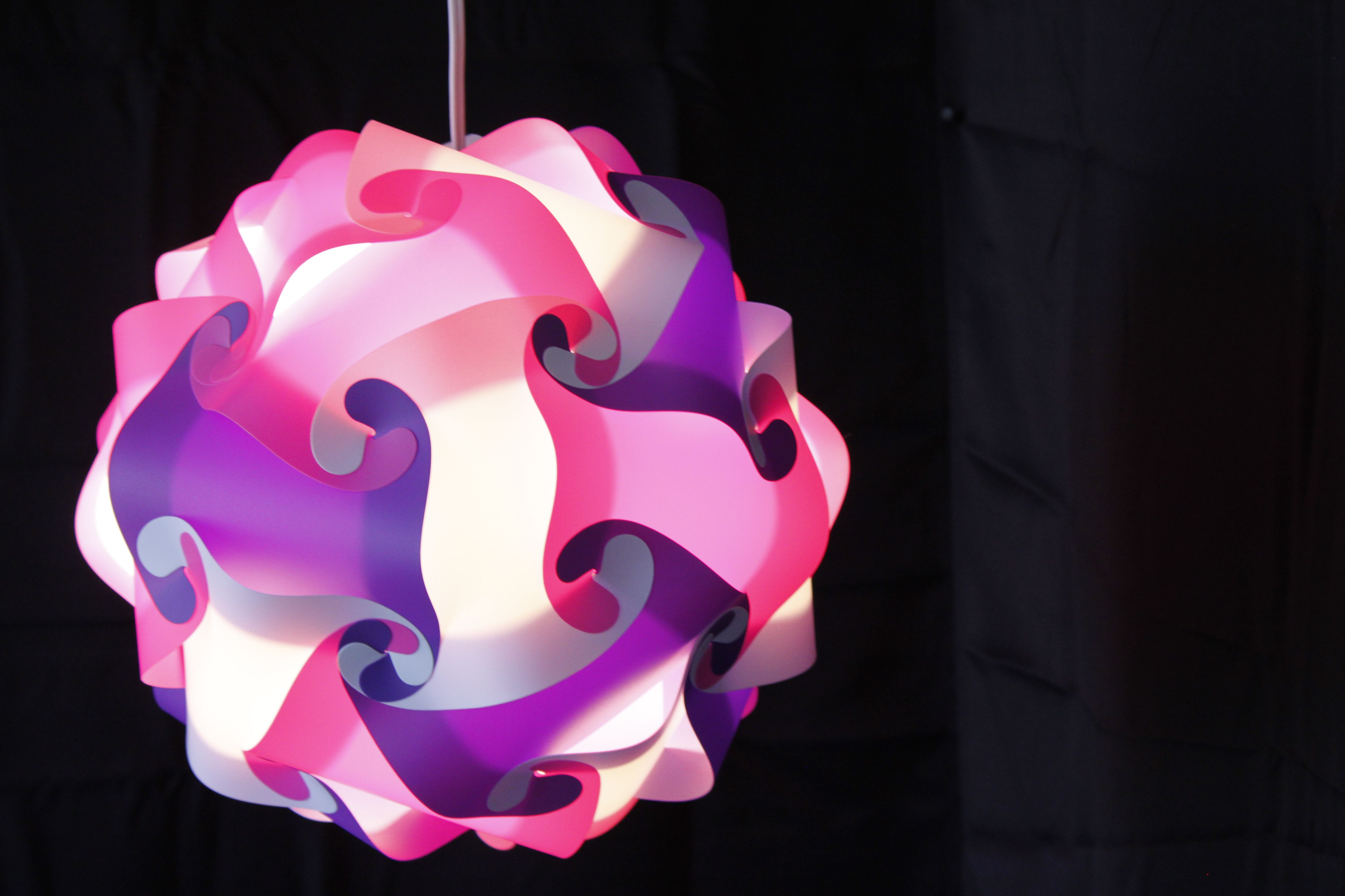 Luvalamps 3d Puzzle Lights Puzzle Lights Infinity Lights 3d Puzzles