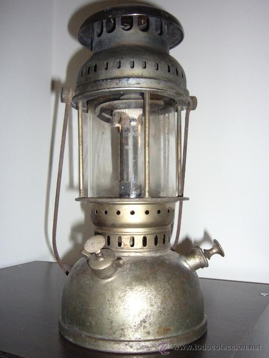 Lampara de parafina keroseno petromax baby 821 made in - Lampara de parafina ...
