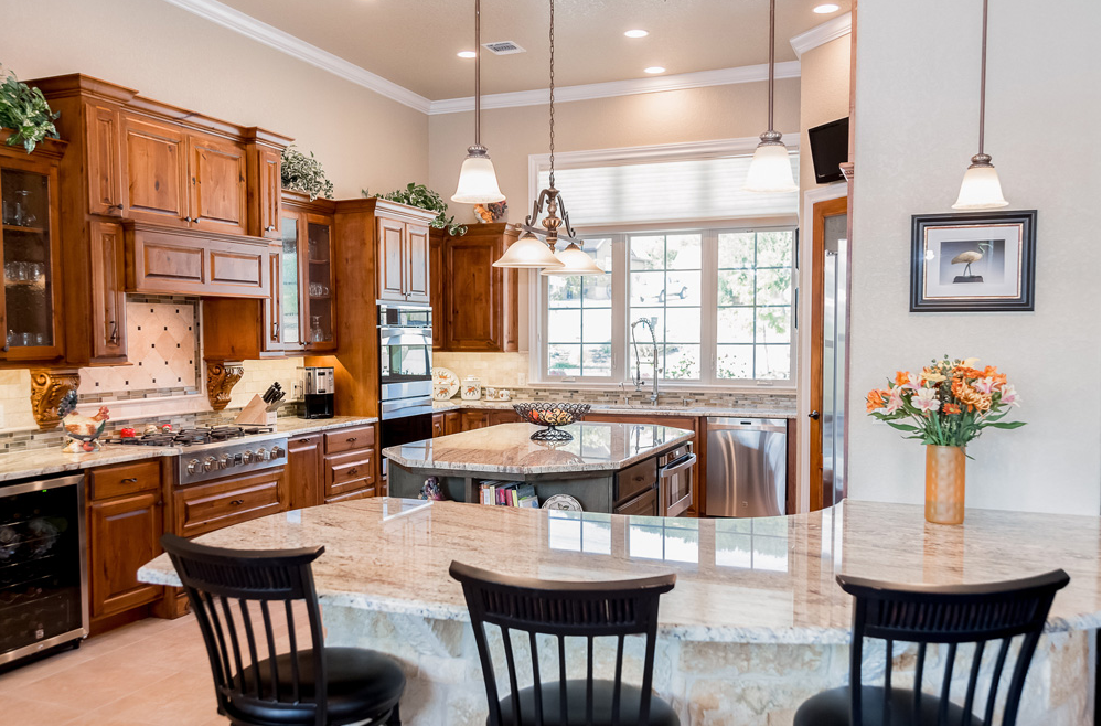 kitchen remodel san antonio pics of islands napoli white granite countertops modern farmhouse rustic