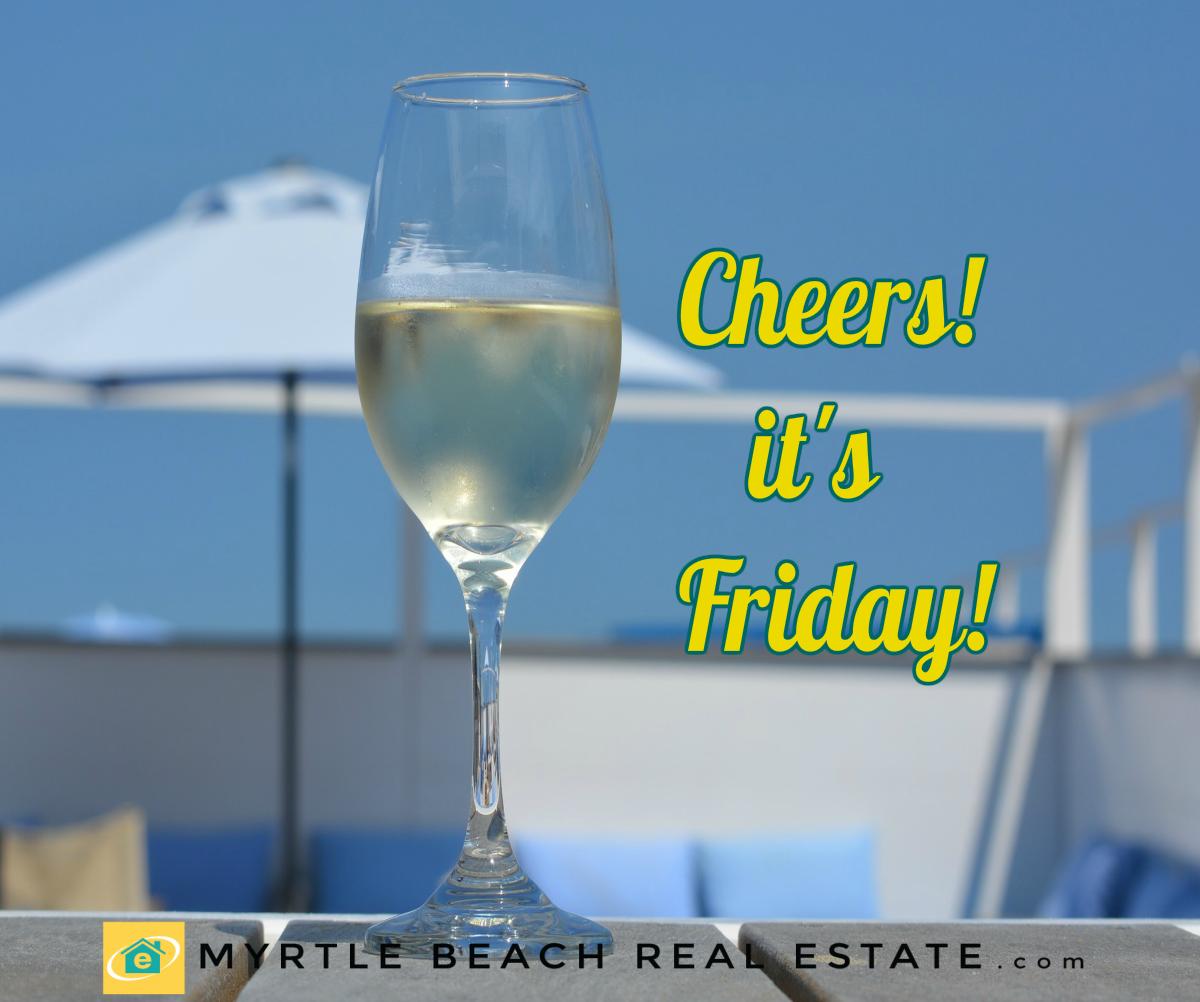 Happy Weekend MyrtleBEachSC! RealEstateMarketing
