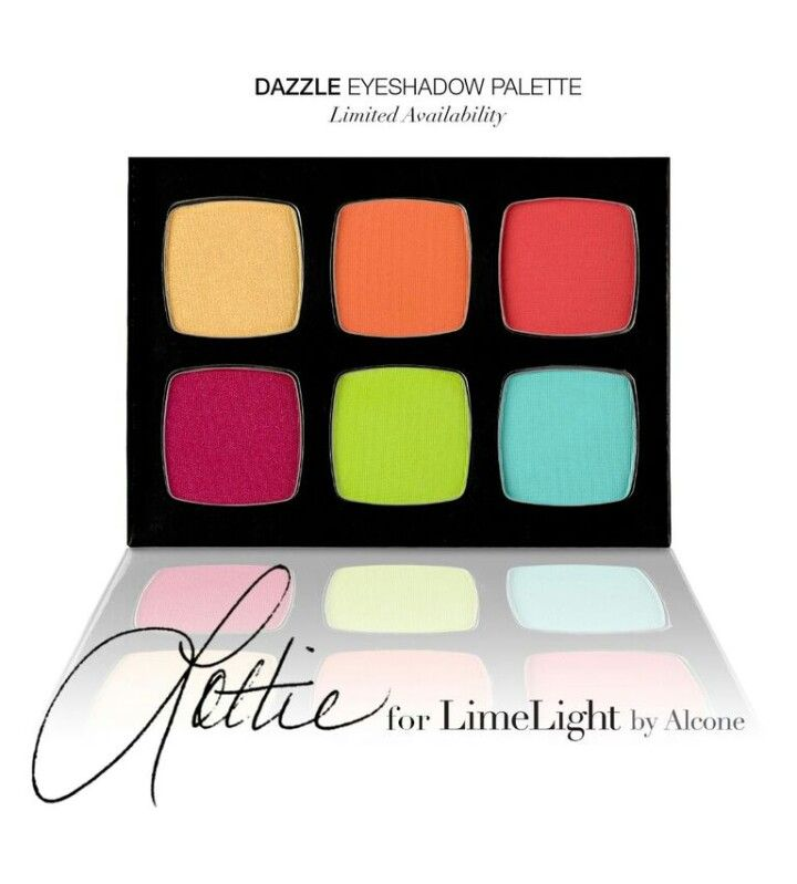 Limited Edition: Dazzle Lottie pallet