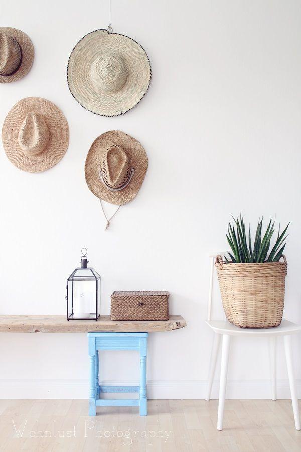 Kreative Wandgestaltung im #Sommer von Bianca (Blog Wohnlust ...