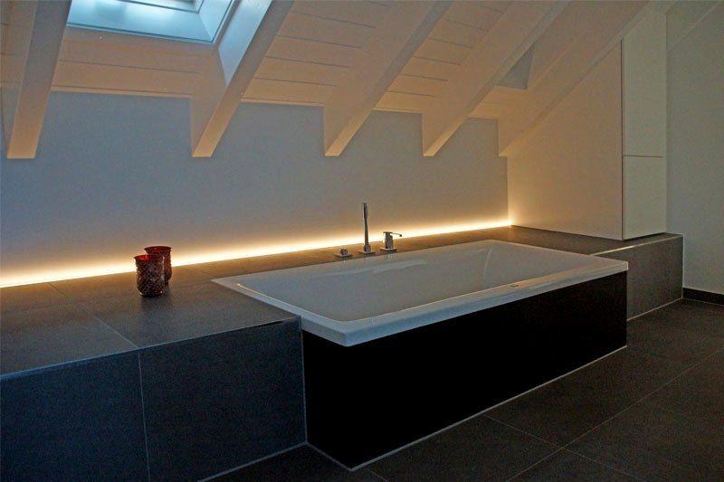 Bildergebnis Fur Beleuchtung Badewanne Wohnideen