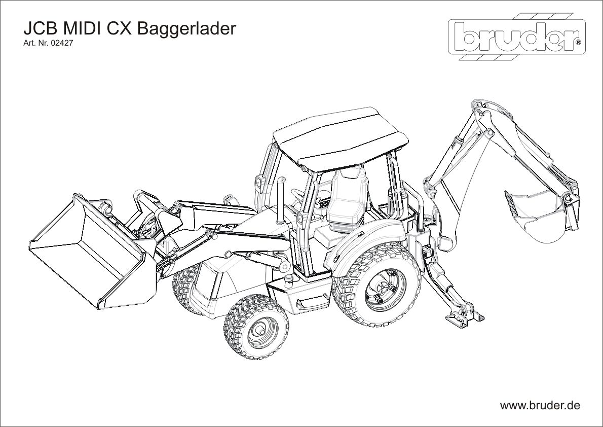 Construction coloring pages Coloring pages for kids