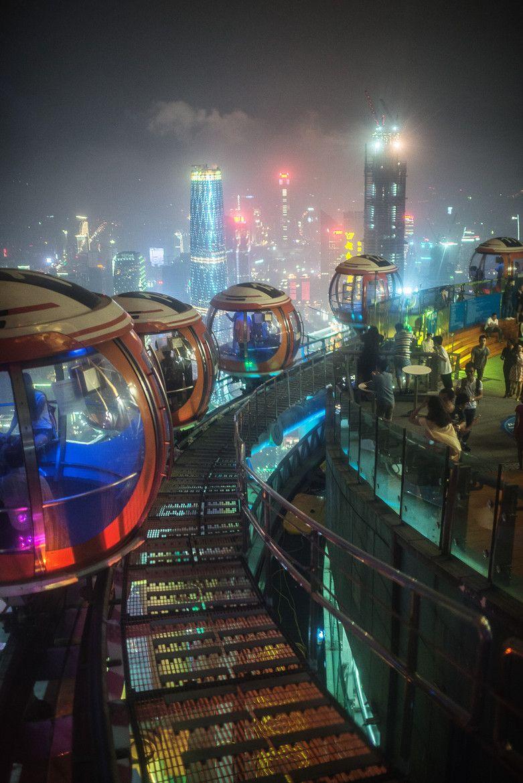 Ambientación ciudad