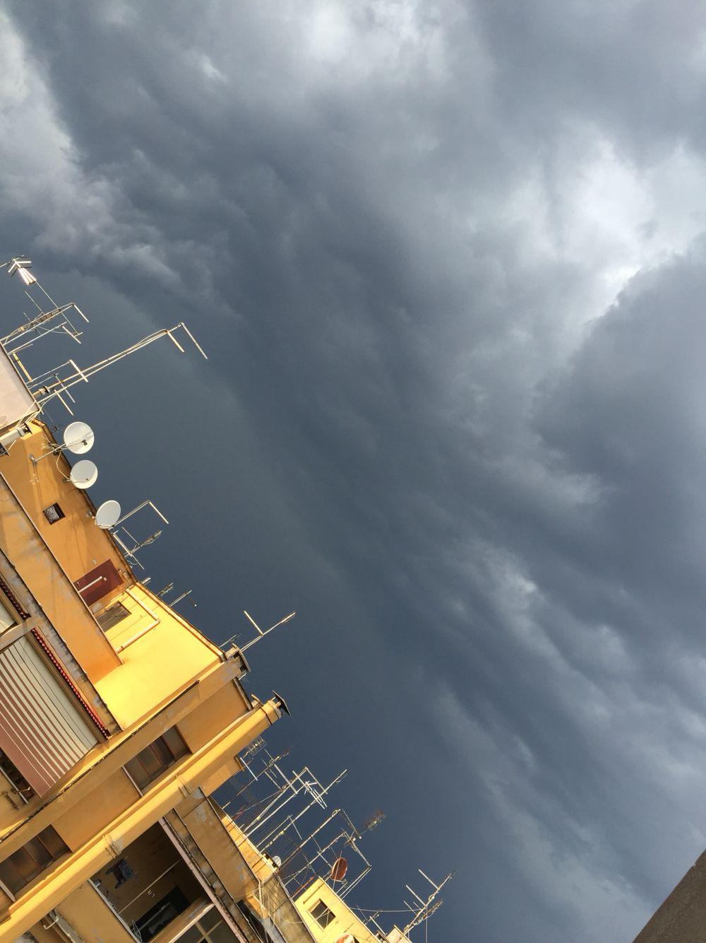Coming soon. Rain in Rome.