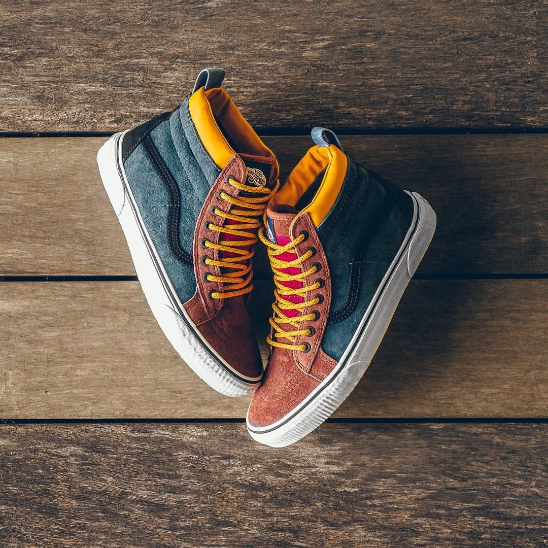 8c861f72918 sneakerpoliticsVans Sk8-Hi MTE - Multi Cappuccino  85 sizes 8-13 ...