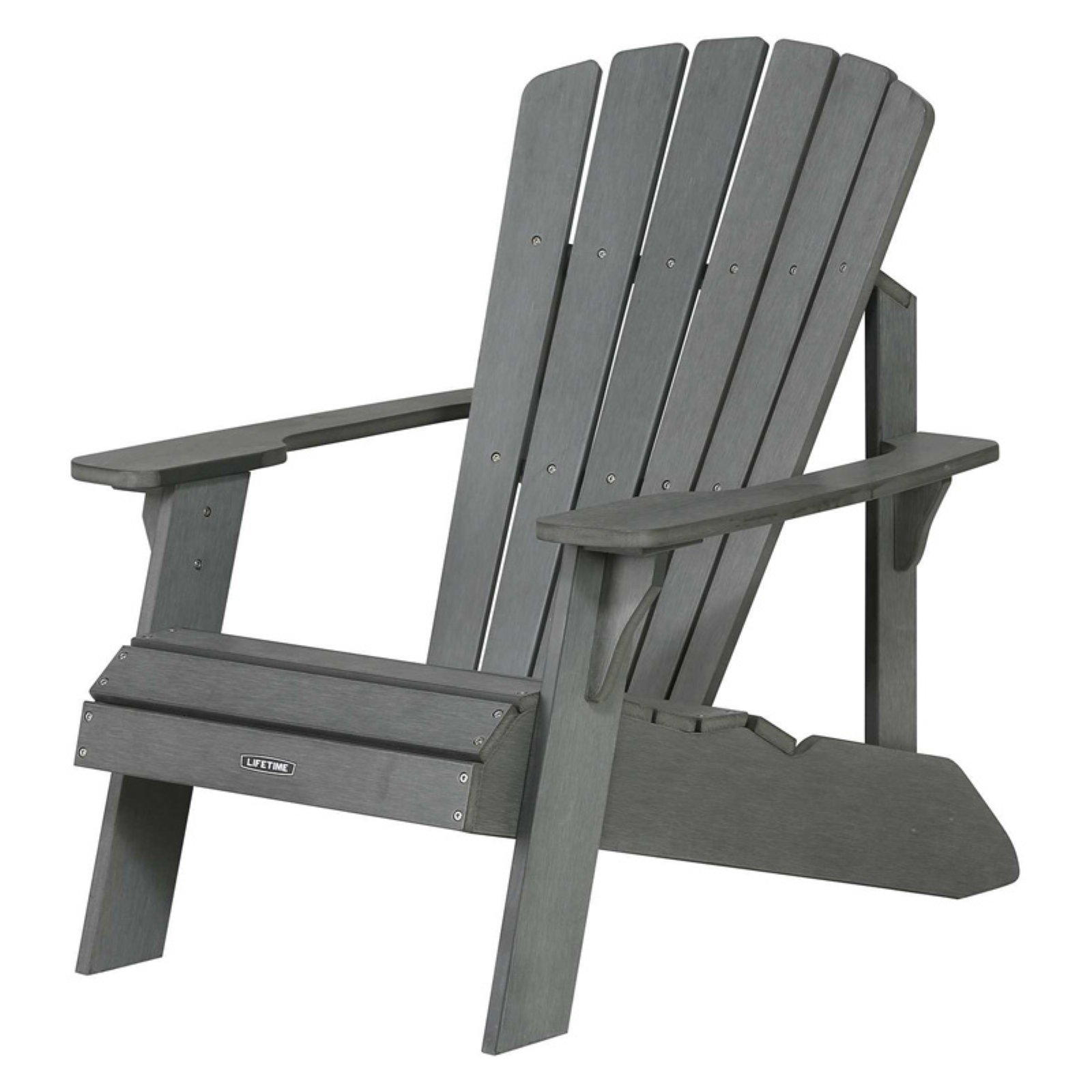 Lifetime Adirondack Chairs Outdoor Lifetime Faux Wood Adirondack Chair Products In 2019