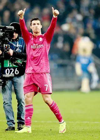 Jogo De Ontem Cr7 Cristiano Ronaldo Ronaldo Real Madrid