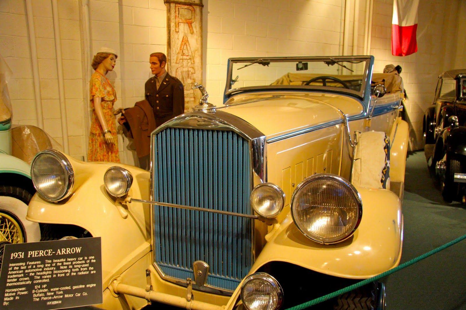 The Car and Carriage Caravan Museum, Luray, VA, USA | James Photography