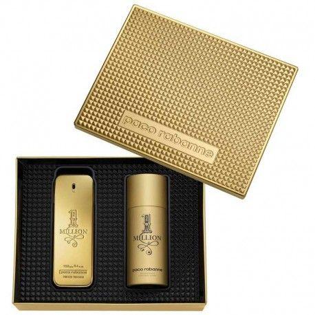 Estuche de regalo del #perfume para hombre Paco Rabanne One Million de #PacoRabanne