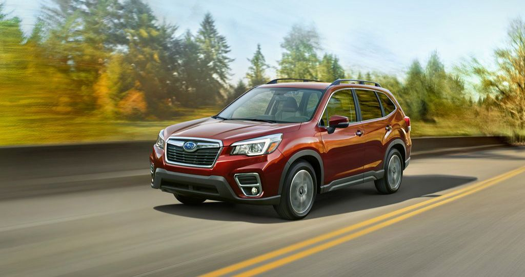 Subaru Forester Has Some Very Nice Features As Compare To Rivals In 2021 Subaru Forester Subaru Big Car