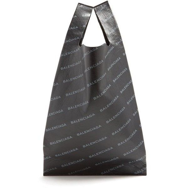 3794a7376355 Balenciaga Logo-print shopper tote (39
