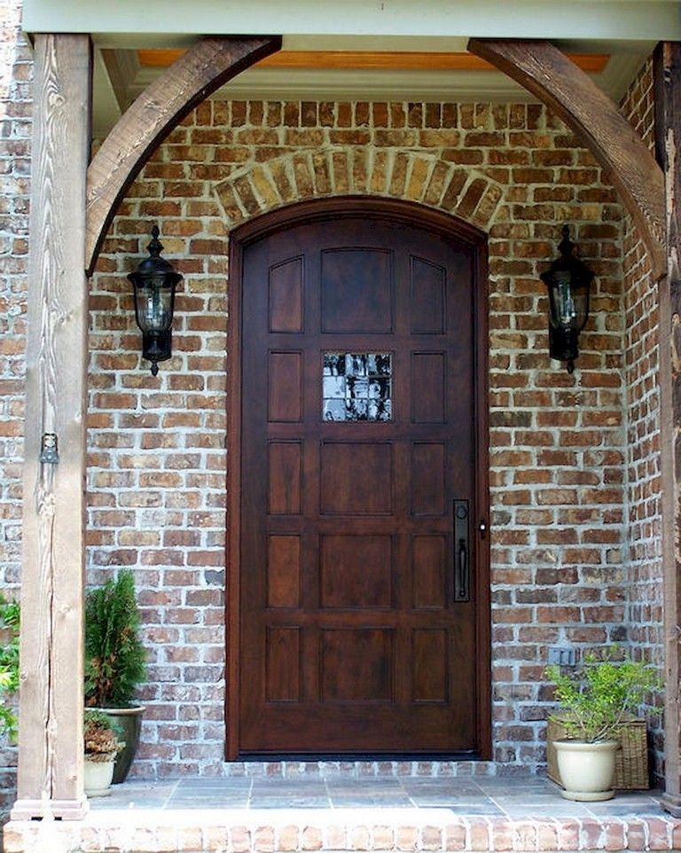 65 marvelous exterior house porch ideas with stone columns